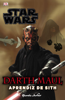 Star Wars Darth Maul aprendiz de Sith