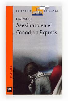 ASESINATO EN EL CANADIAN EXPRESS LIBRO COMPLETO PDF