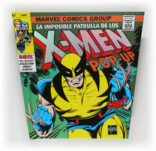 La imposible patrulla de los X men pop up