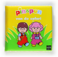Pin y Pon van de safari